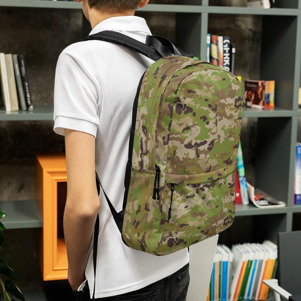 mockup 3e02b75a - Australian AMC Camouflage Backpack