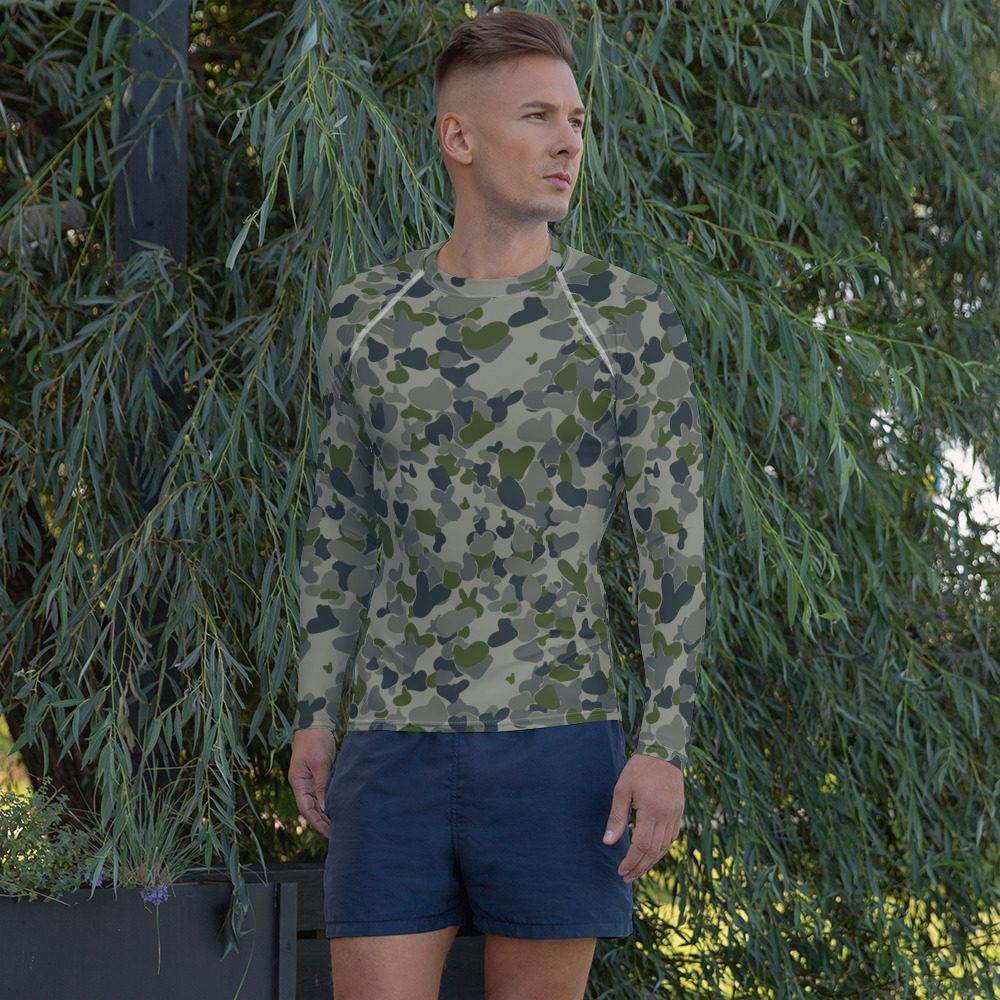 Australian AUSCAM DPN Men's Rash Guard