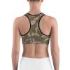 Austrian Steintarn early type Camouflage Sports bra