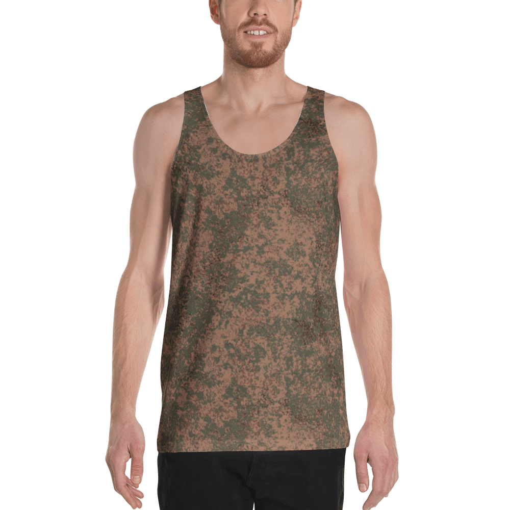 Russian 2008 EMR Digital Flora Airborne Tank Top