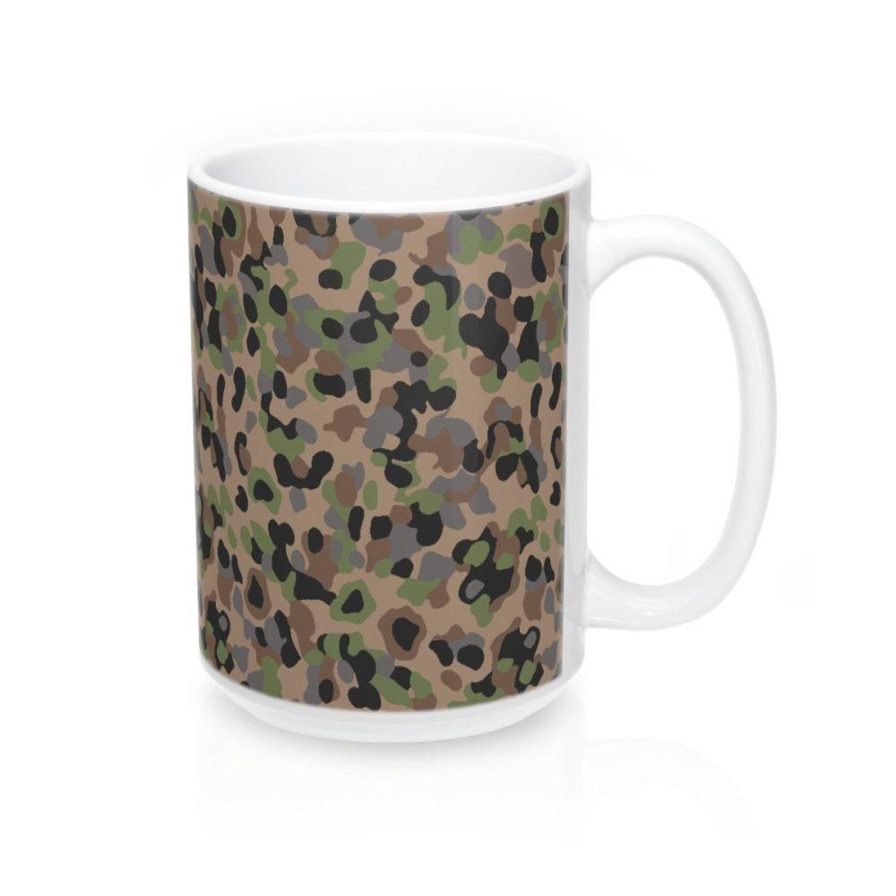 Austrian-K4 Kampfanzug 57 Camouflage generic Mugs