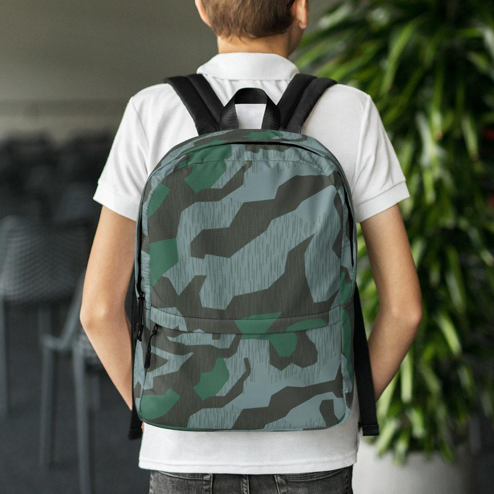 WWII Germany Luftwaffe Splittertarn 41 Camouflage Backpack