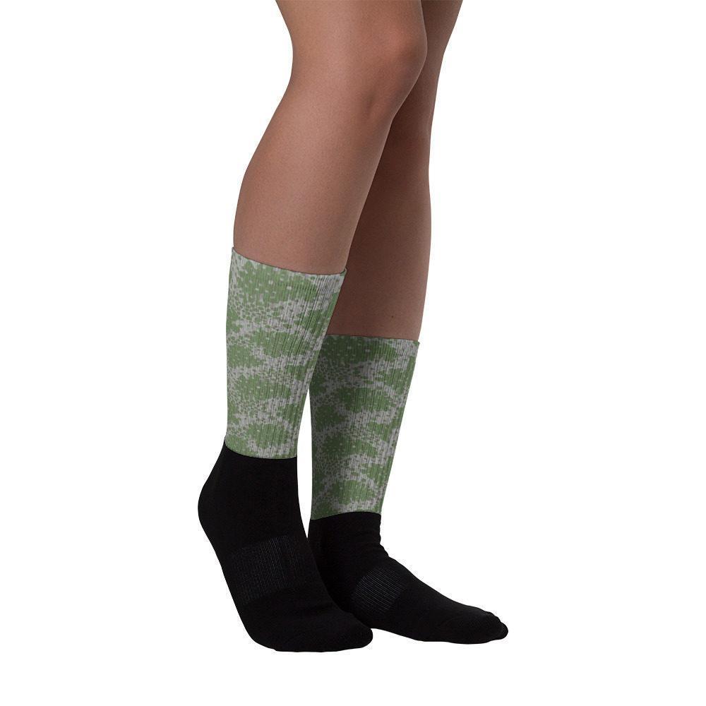Bulgarian Frogskin 68 Socks