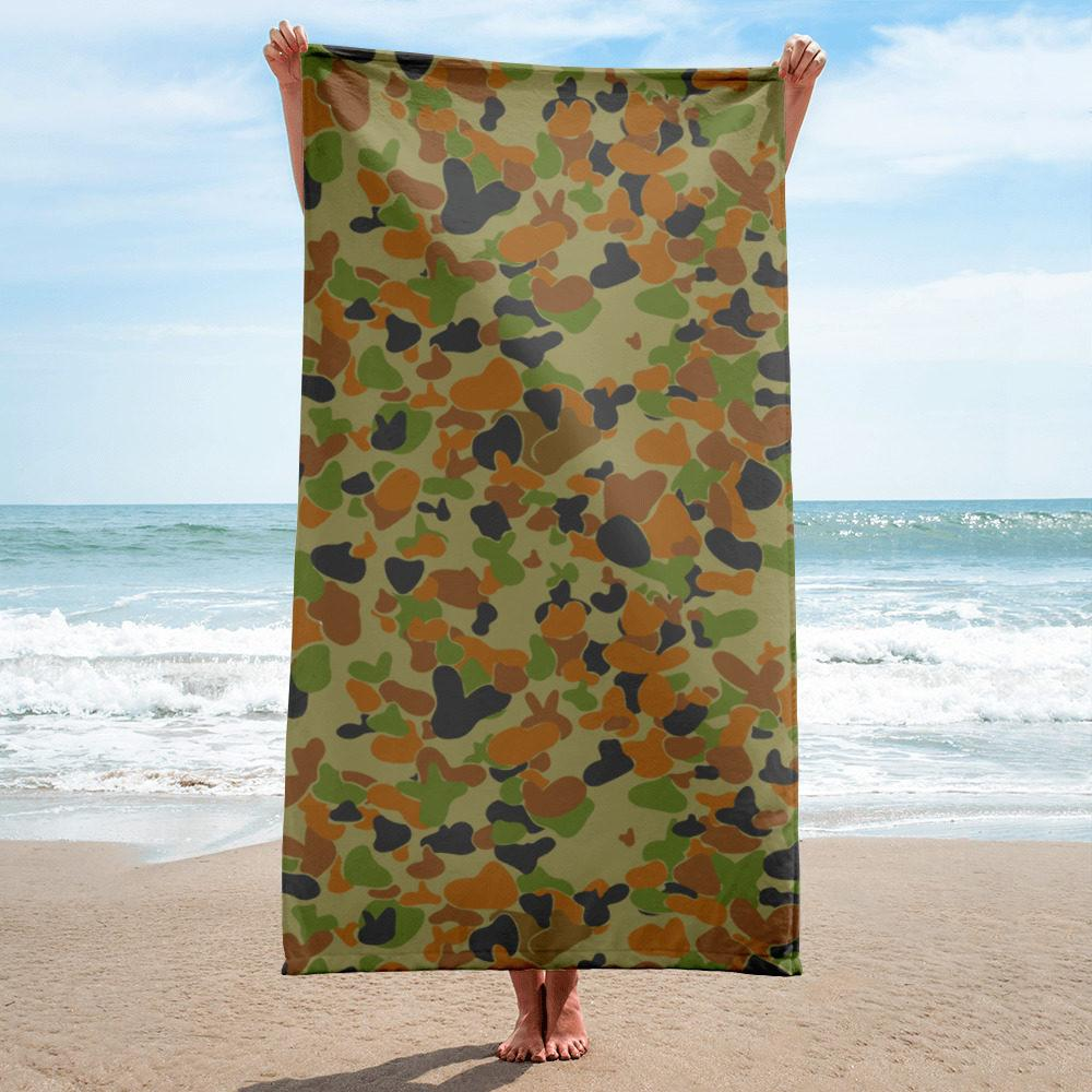 Australian AUSCAM DPC Towel