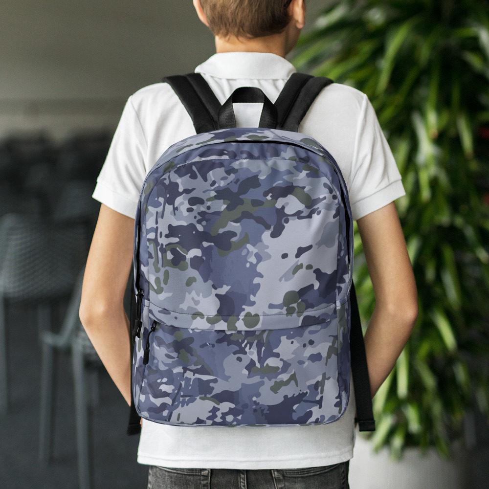 Australian RAAF GPU Camouflage Backpack