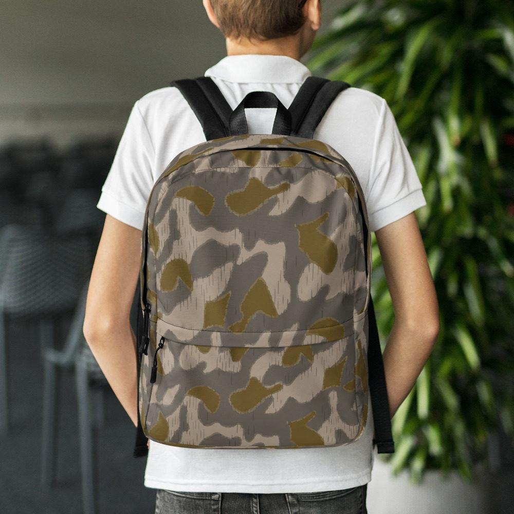 Austrian Steintarn early type Camouflage Backpack