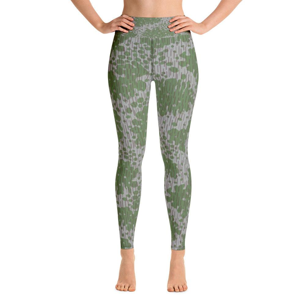 Bulgarian Frogskin 68 Yoga Leggings