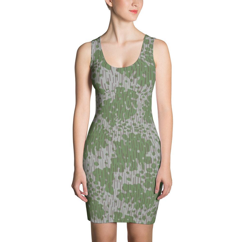 Bulgarian Frogskin 68 Cut & Sew Dress