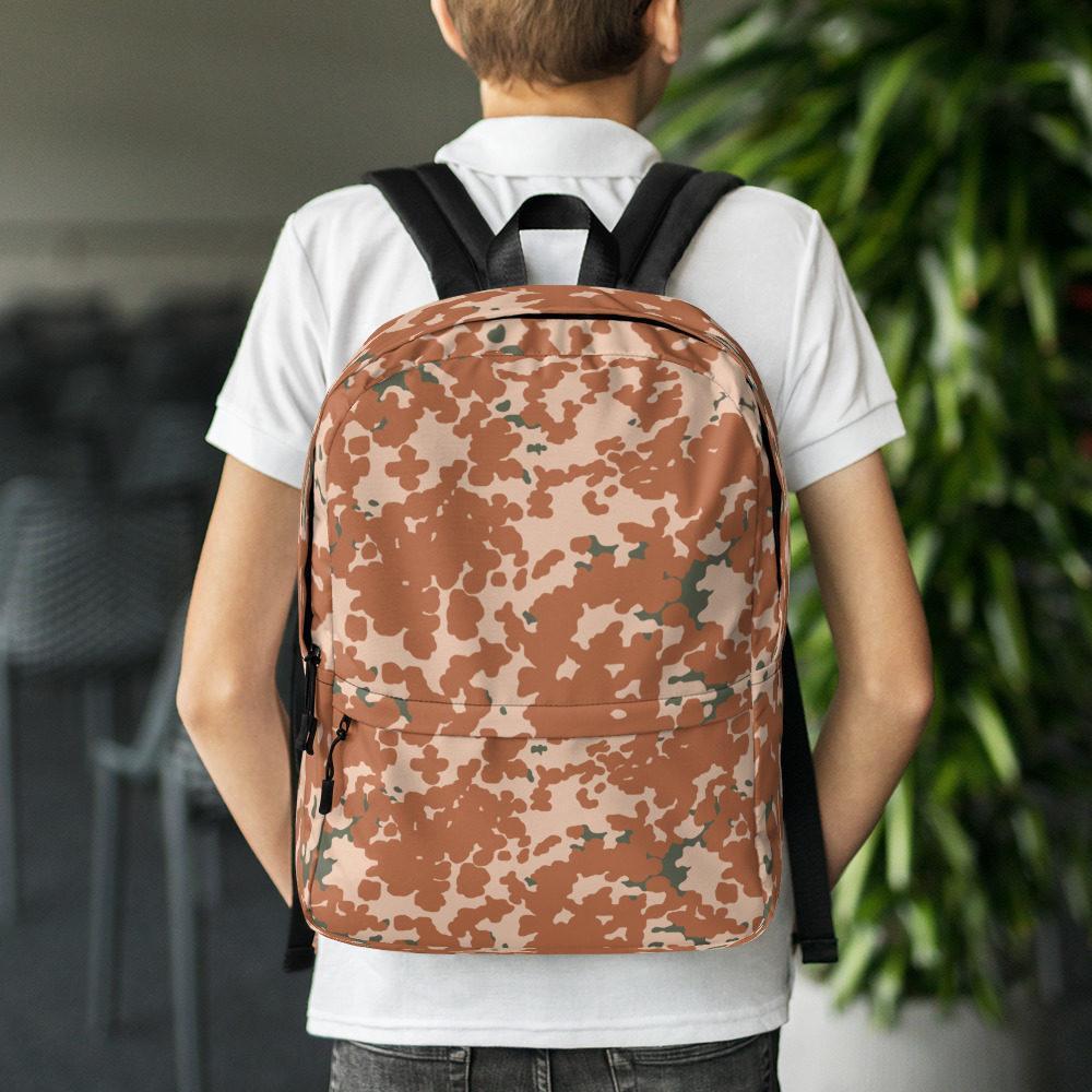 Danish M84 Desert pattern Camouflage Backpack