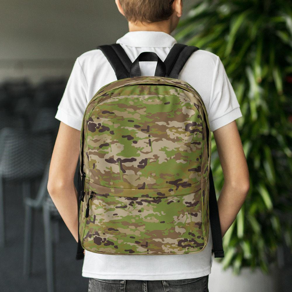 Australian AMC Camouflage Backpack