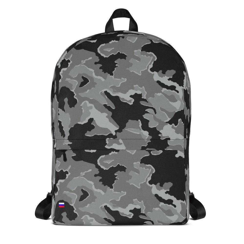Russian 90's MVD Type 1 Spetsnaz Urban SMK Camouflage Backpack