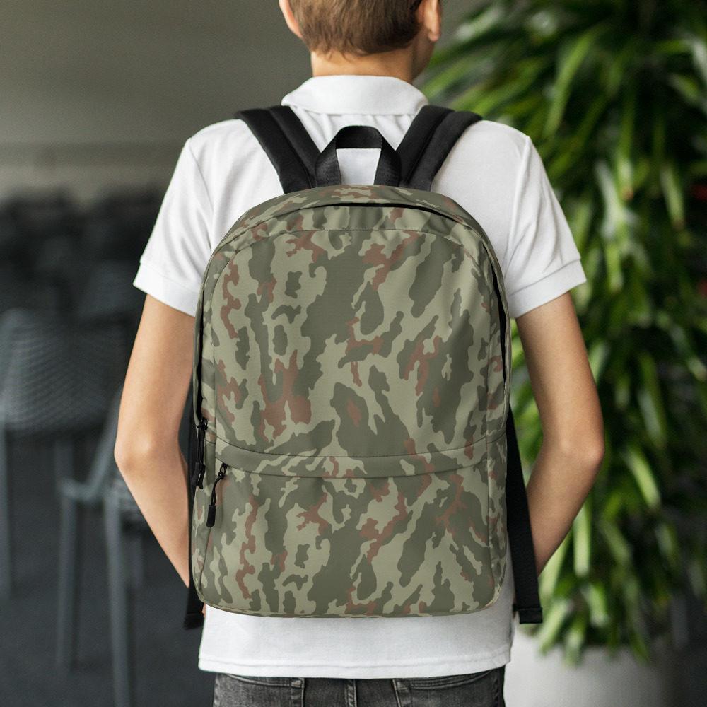 Russian VSR 3-TsV Forest Dubok Camouflage Backpack