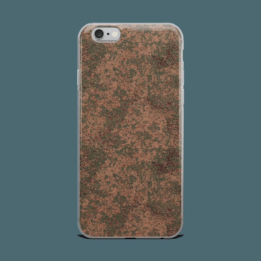 Russian 2008 EMR Digital Flora Airborne iPhone Cases