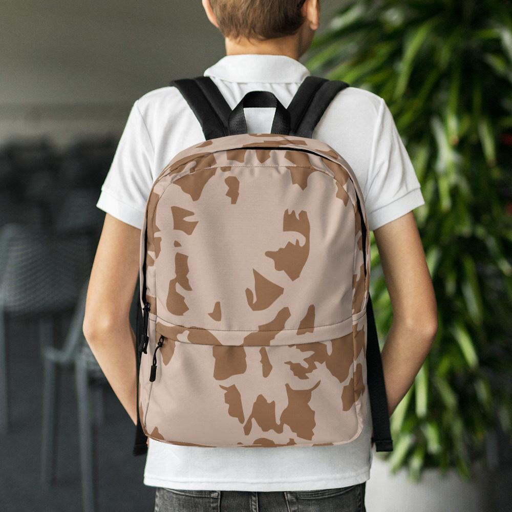 Czech Vz 85 Desert Camouflage Backpack