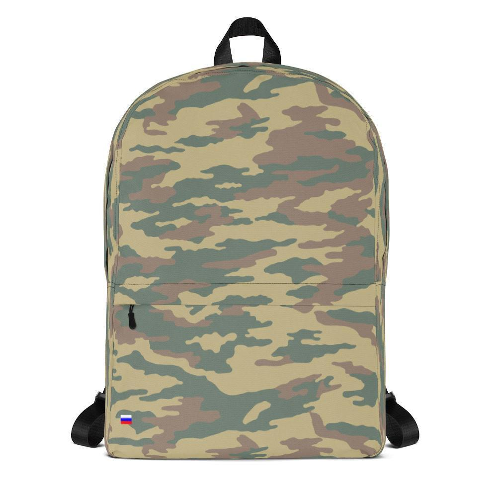 Russian 1998 3-TsV Arbuz flora bright Highland Camouflage Backpack
