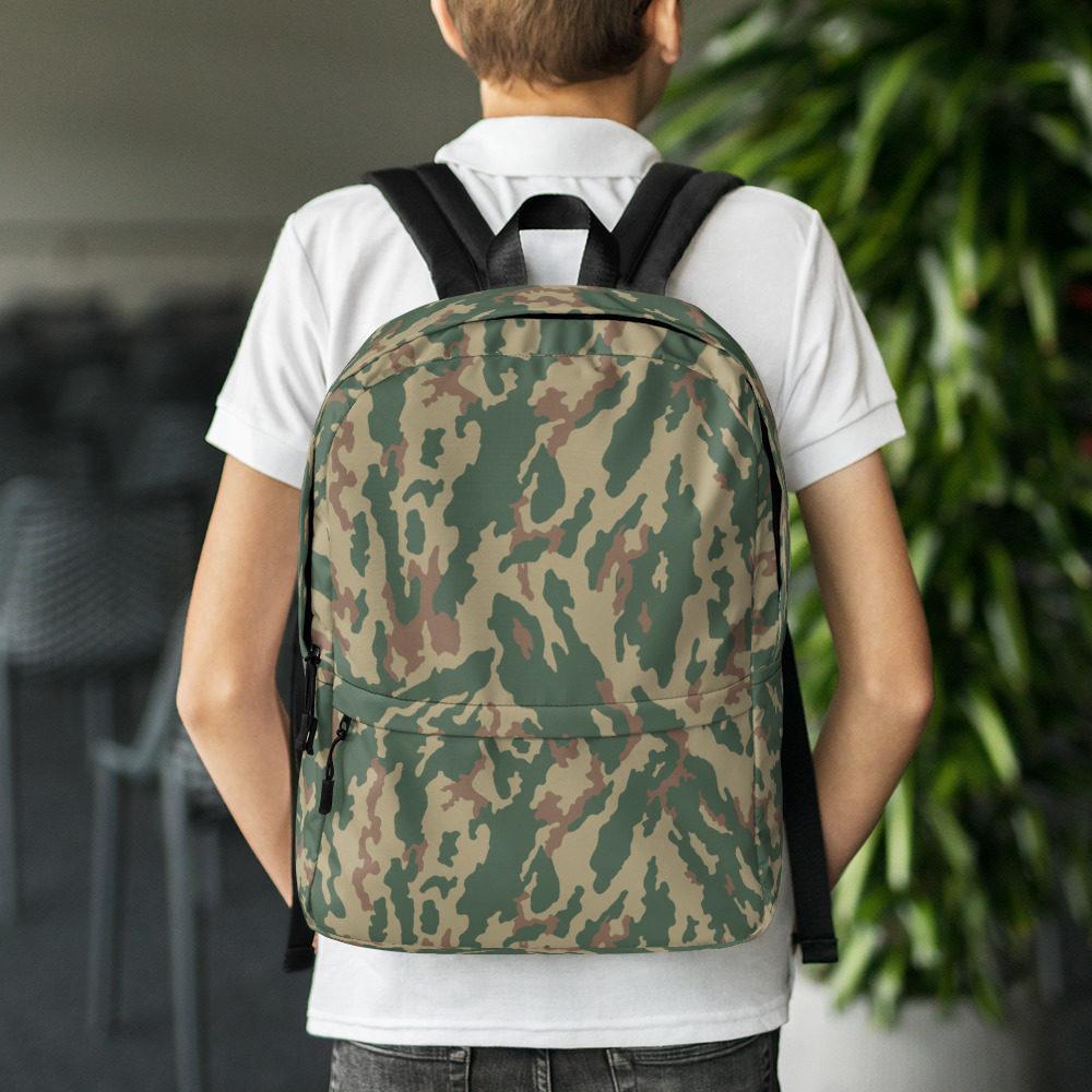 Russian VSR 3-TsV Grassland Dubok Camouflage Backpack