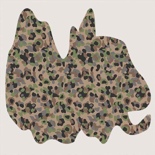 Austrian Kampfanzug 57-59 camouflage
