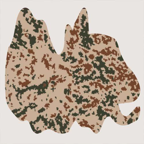 Danish M84 Desert