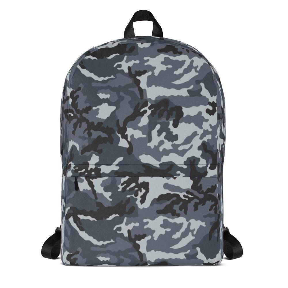 Russian Metro Gorod Camouflage Backpack