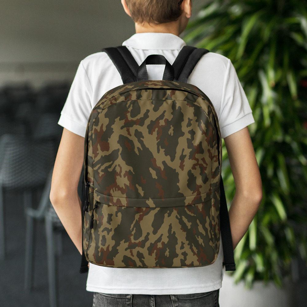 Russian VSR 3-TsV Naro Forminsk Camouflage Backpack