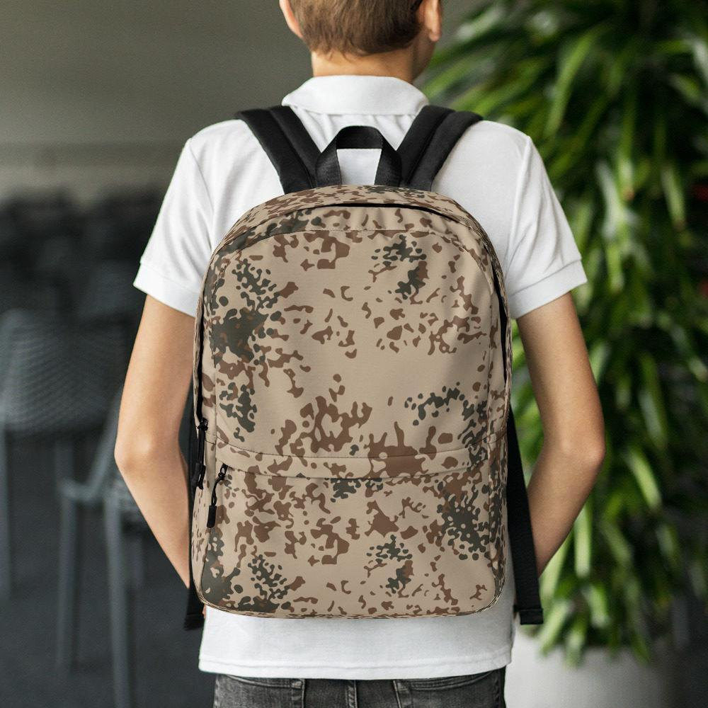 German Troppentarn Camouflage Backpack