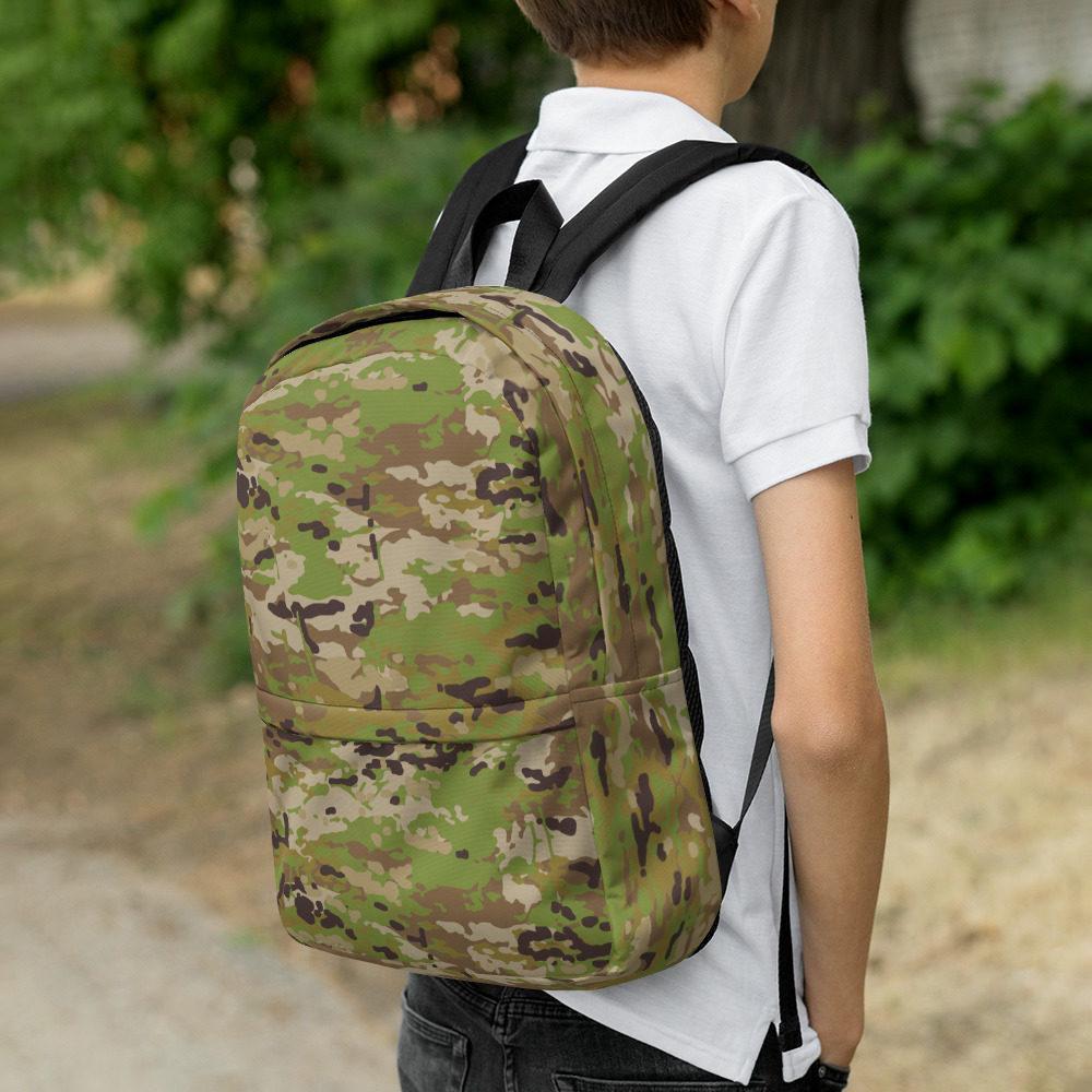 mockup 26a5d4e2 - Australian AMC Camouflage Backpack