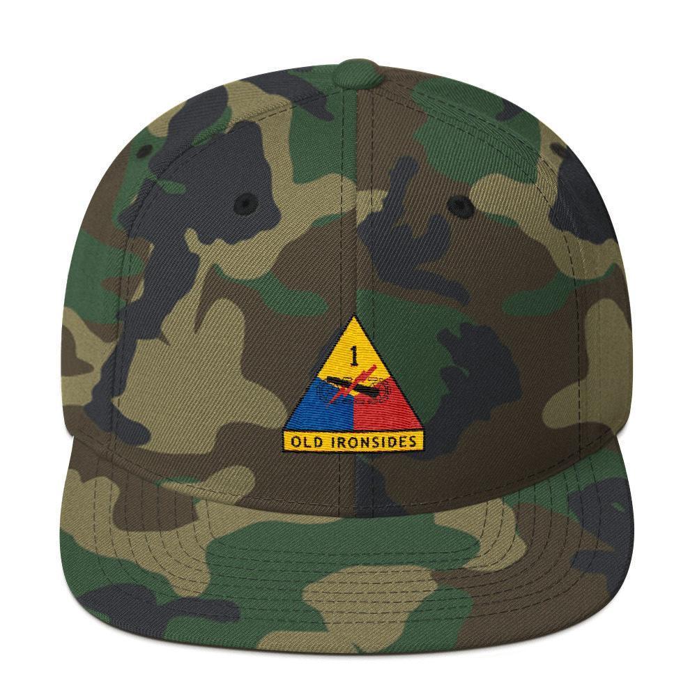 Old Ironsides Snapback Hat