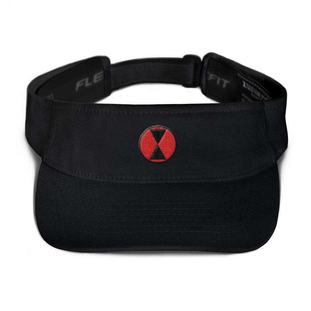 USA 7th Infantry Division Visor