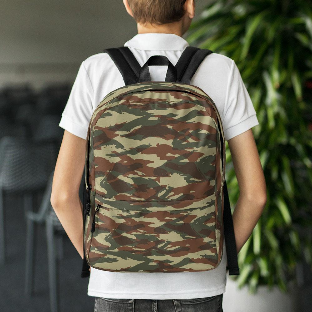 French Lizard Type A1 Camouflage Backpack