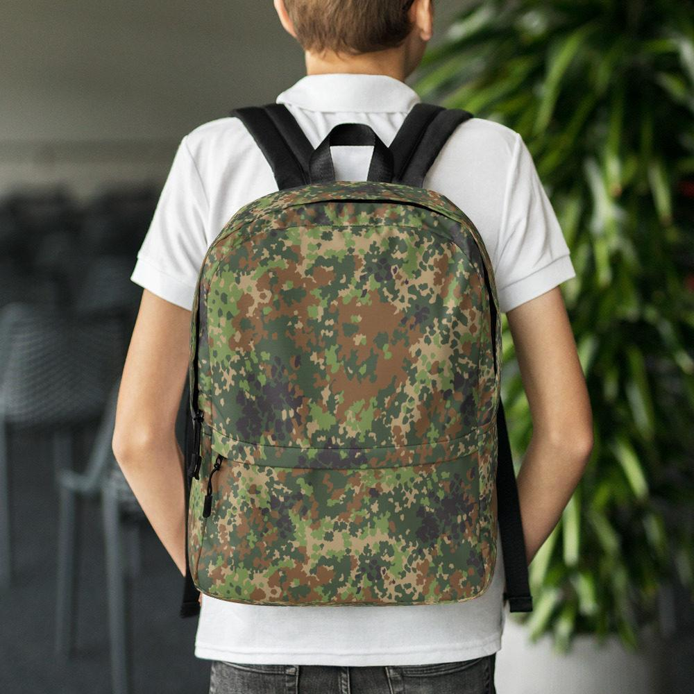 Russian SKOL Camouflage Backpack