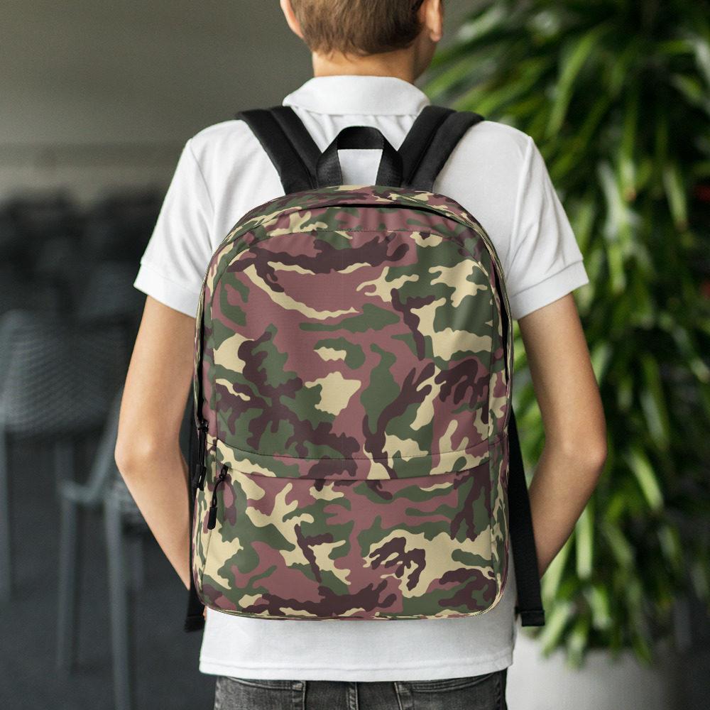 RUSSIAN 1992 MVD - GRU SPETZNAZ LES Highland Camouflage Backpack