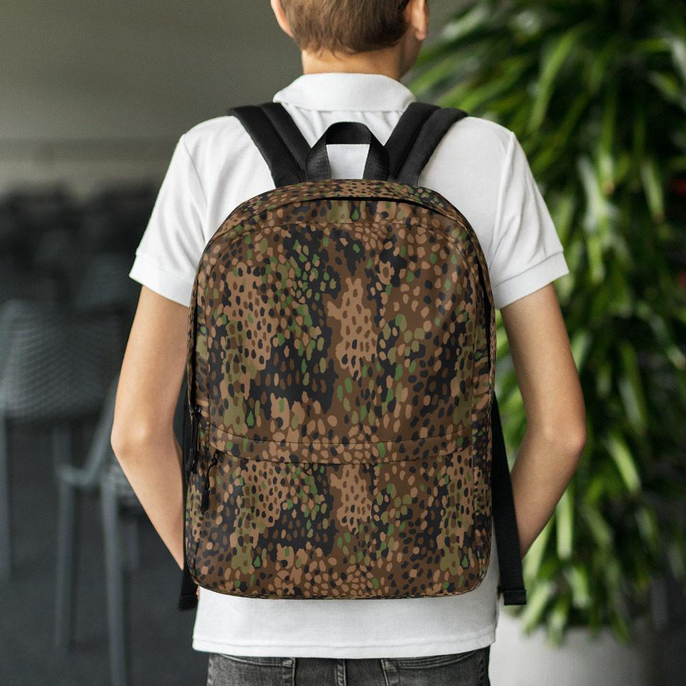WWII Germany Pea Dot 44 Camouflage Backpack