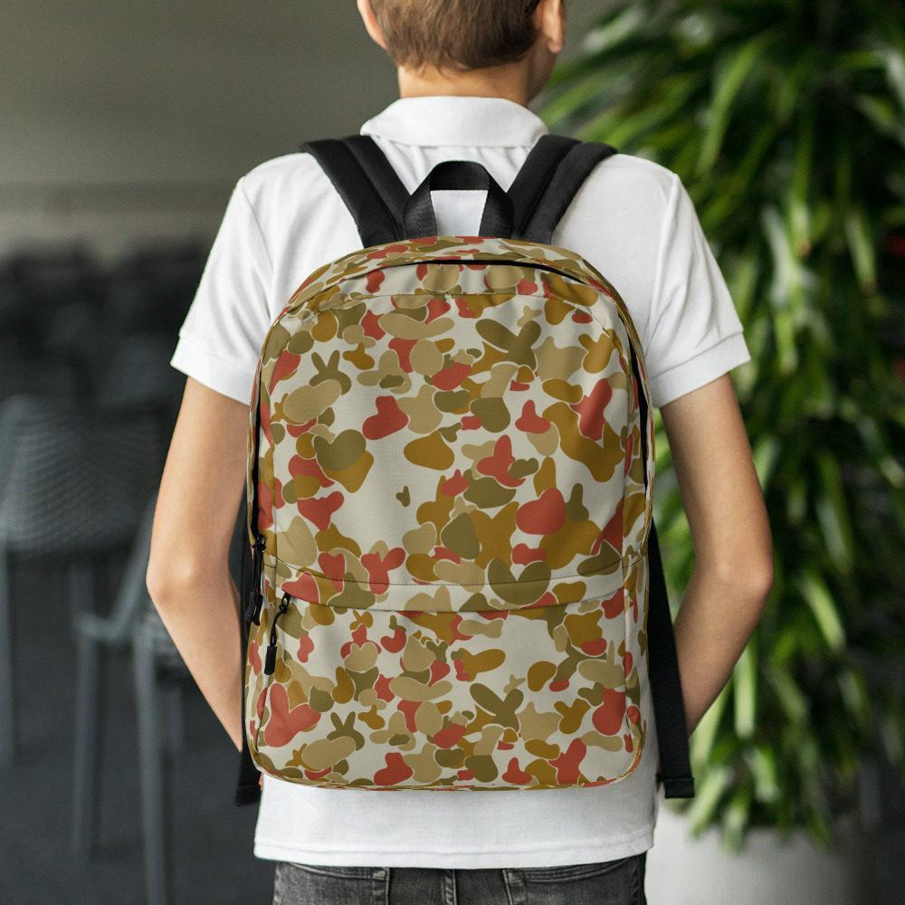 Australian AUSCAM OPFOR Musoria Camouflage Backpack