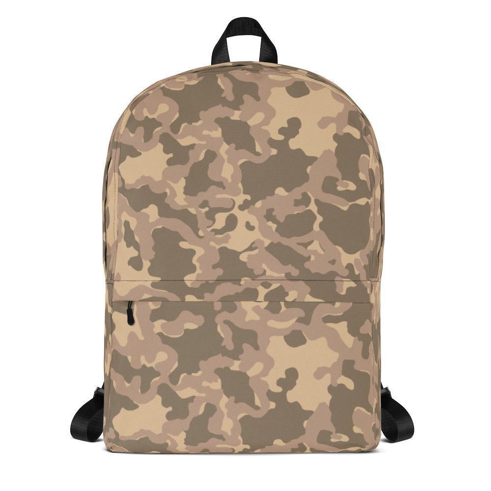Soviet 1983 TTsKO Butan Mountain Camouflage Backpack