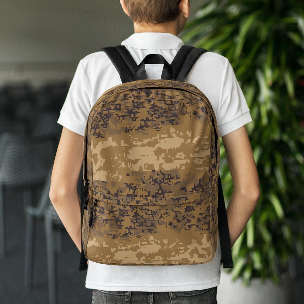 Austrian Jagdkommando Pixeltarnung Desert Camouflage Backpack