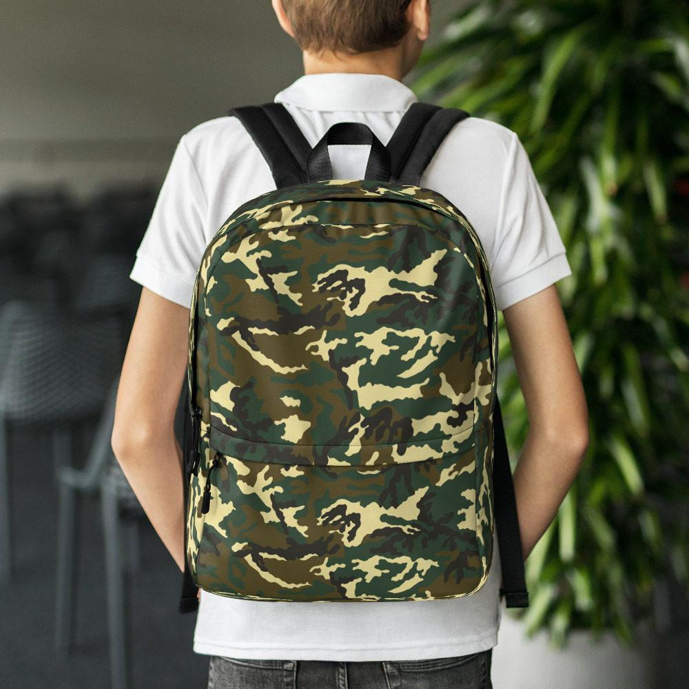 Russian Lowland LES Camouflage Backpack