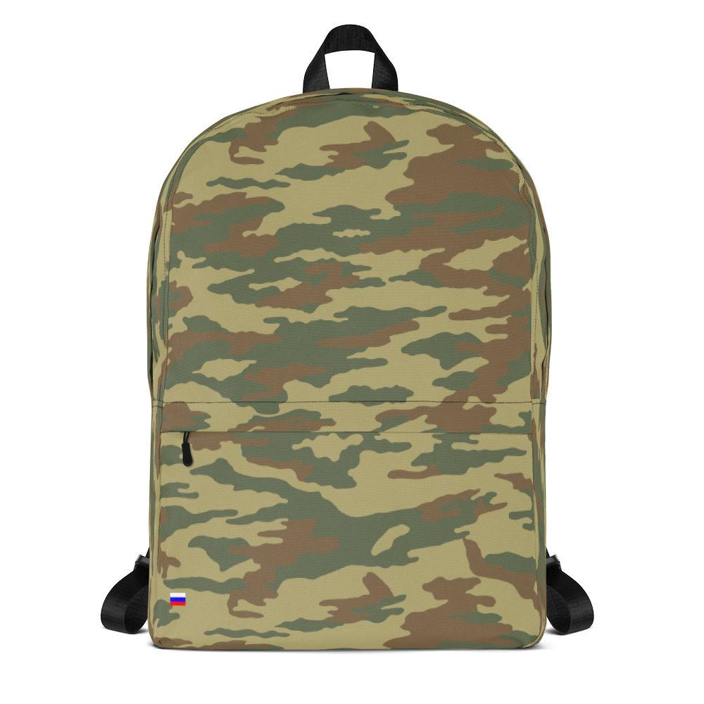 Russian 1998 3-TsV Arbuz flora Highland Camouflage Backpack