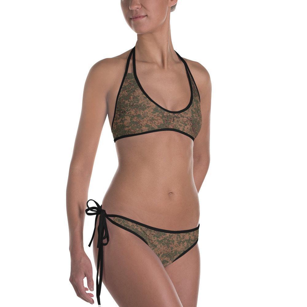 Russian 2008 EMR Digital Flora Airborne Bikini