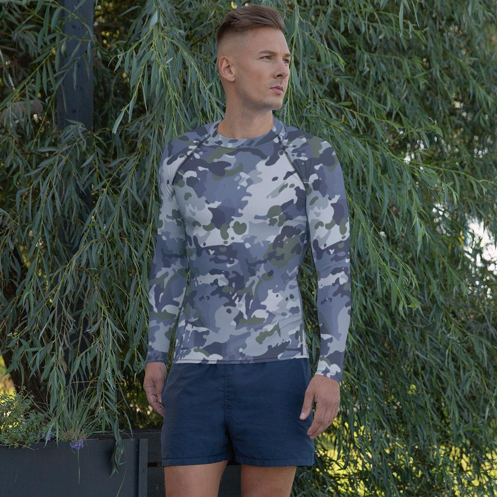 Australian RAAF GPU Men's Rash Guard