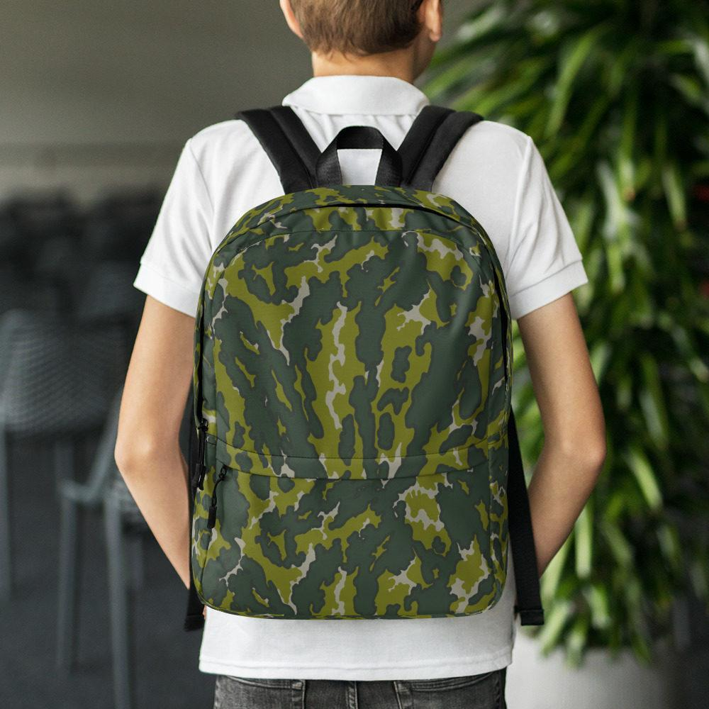 mockup a7d4a5ef - Russian VSR 3-TsV Experimental Dubok 2nd Pattern Camouflage Backpack