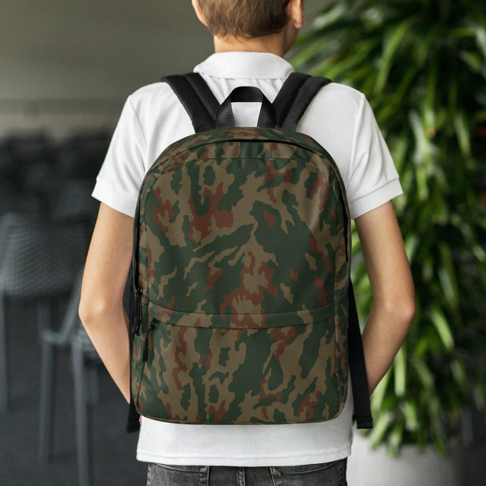 Russian VSR 3TsV Mountain Dubok camouflage Backpack