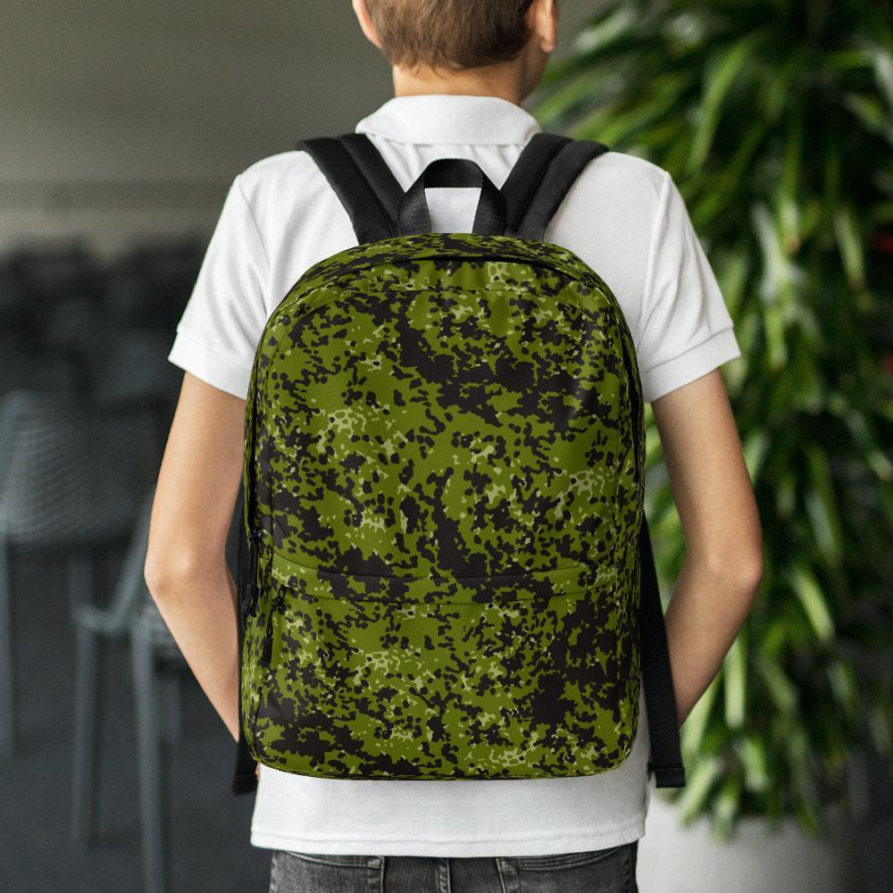 Danish M84 woods pattern Camouflage Backpack