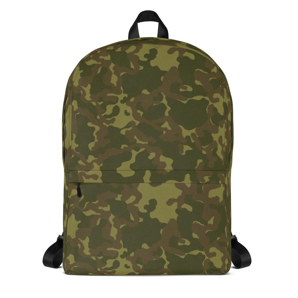 Soviet 1983 TTsKO Butan Forest Camouflage Backpack