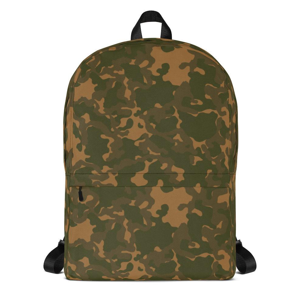 Soviet 1983 TTsKO Butan Brown camouflage Backpack