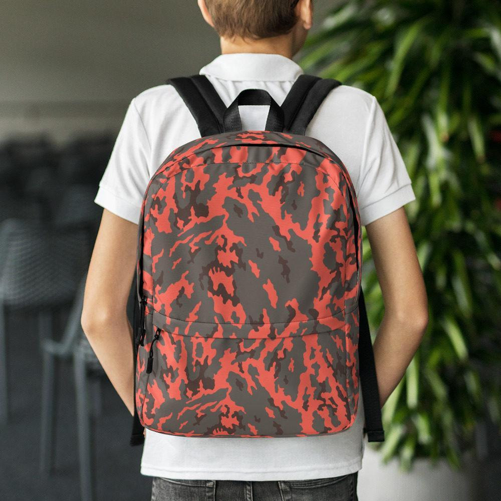Russian VSR 3-TsV Emergency Services Dubok Camouflage Backpack