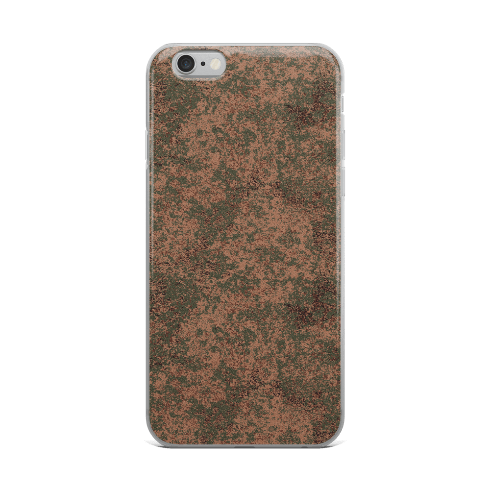 Russian 2008 EMR Digital Flora Airborne iPhone Cases