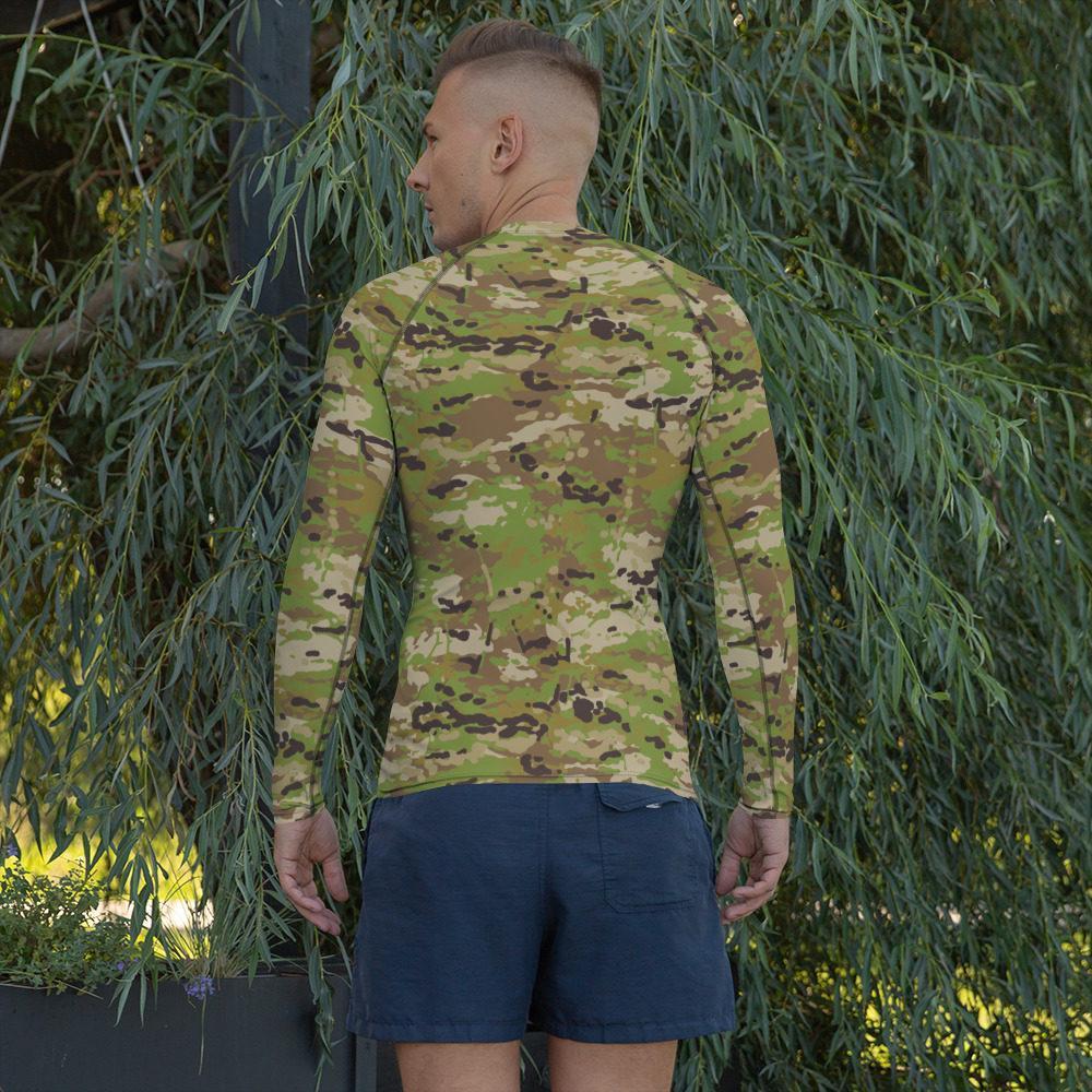 mockup e6ca9768 - Australian AMC Men's Rash Guard