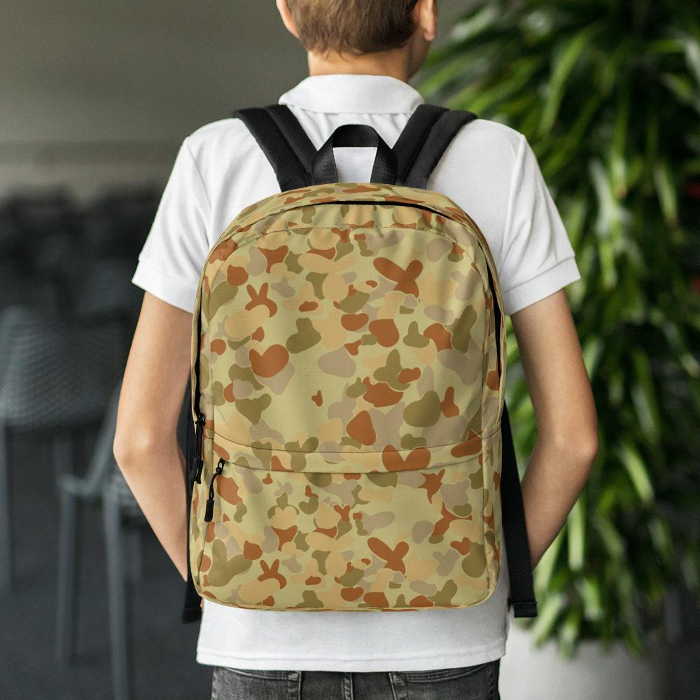 Australian AUSCAM DPMU MID-POINT Camouflage Backpack