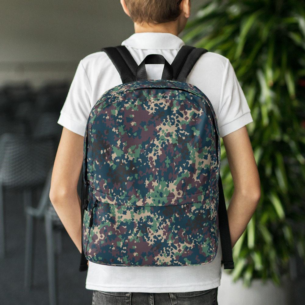 Russian IZLOM Camouflage Backpack