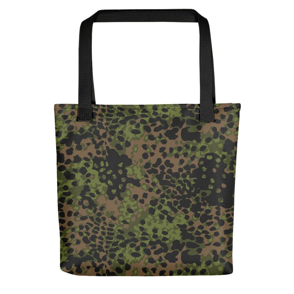 WWII Germany platanenmuster spring Camouflage Tote bag